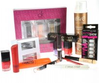 Classic Random Beauty Bundle Rimmel Barry M Calvin Klein